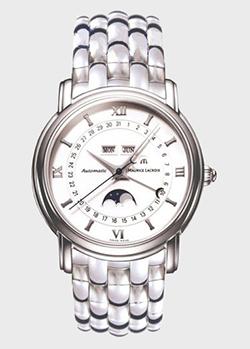 Часы Maurice Lacroix Masterpiece Phase de Lune MP6347-SS002-19E, фото