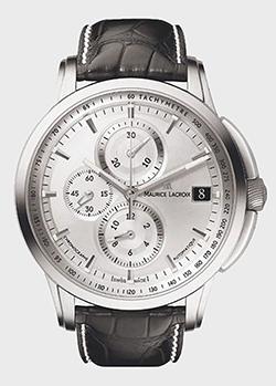 Часы Maurice Lacroix Pontos Chronographe Valgranges PT6128-SS001-130, фото