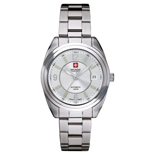 Часы Swiss-Military Hanowa Bataillon Automatic Lady 05-7153.04.001, фото