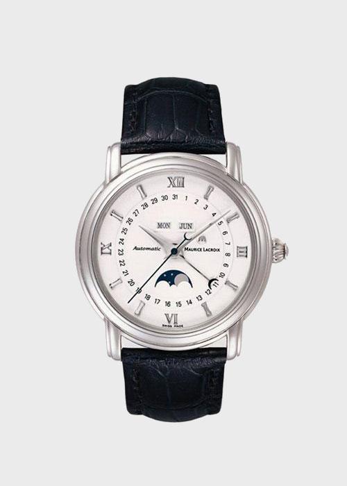Часы Maurice Lacroix Masterpiece Phase de Lune MP6347-SS001-19E, фото
