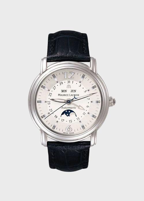 Часы Maurice Lacroix Masterpiece Phase de Lune MP6347-SS001-92E, фото