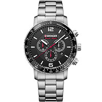 Часы Wenger Roadster Black Night W01.1843.103, фото