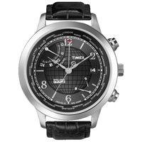 Часы Timex Travel IQ World Time tx2n609, фото