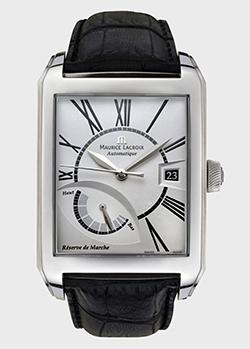 Часы Maurice Lacroix Pontos Power reserve XL PT6167-SS001-110, фото