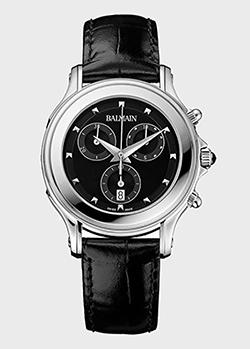 Часы Balmain Eria Chrono Lady Round 6851.32.66, фото