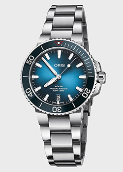 Часы Oris Aquis Clean Ocean Limited Edition 733.7732.4185 Set, фото