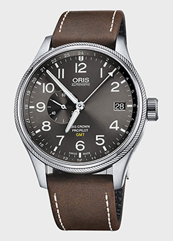 Часы Oris Big Crown ProPilot GMT 748.7710.4063 LS 5.22.05FC, фото
