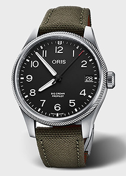 Часы Oris Big Crown ProPilot 751.7761.4164 TS 3.20.03, фото