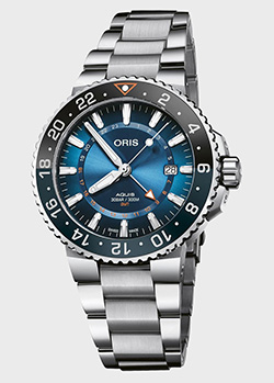 Часы Oris Aquis Carysfort Reef Limited Edition 798.7754.4185 Set MB, фото