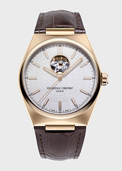 Часы Frederique Constant Highlife Heart Beat FC-303S4NH7, фото