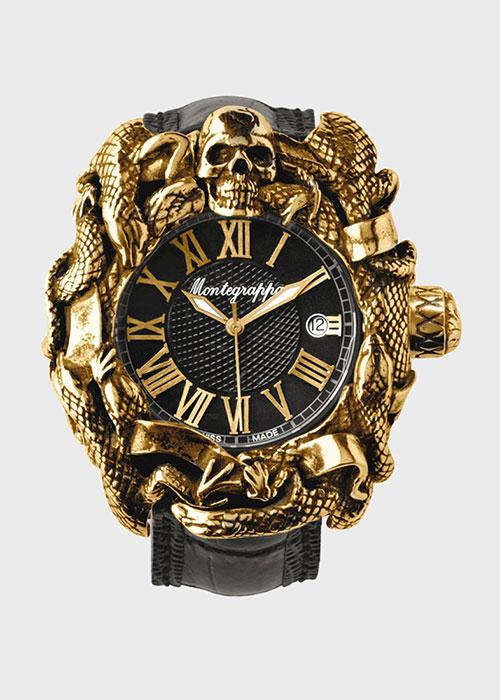 Часы Montegrappa Chaos Automatic Limited Edition IDCHWAGS, фото