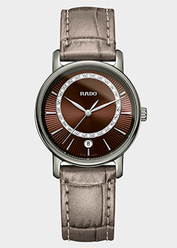 Часы Rado DiaMaster Diamonds 01.218.0064.3.473/R14064735, фото