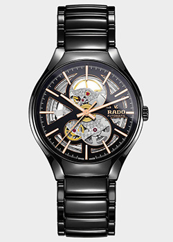 Часы Rado True Automatic Open Heart 01.734.0100.3.016/R27100162, фото