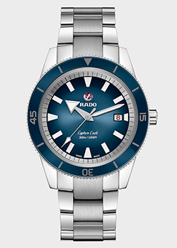 Часы Rado Captain Cook Automatic 01.763.6105.3.520/R32105208, фото