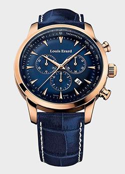 Часы Louis Erard Heritage Quartz 13900 PR15.BRC102, фото