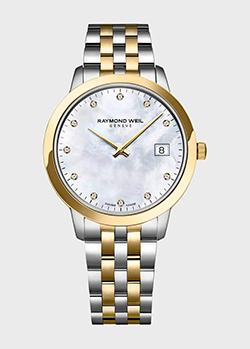 Часы Raymond Weil Toccata Quartz 5385-STP-97081, фото