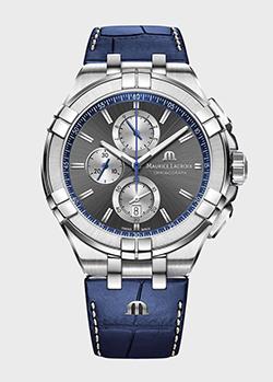 Часы Maurice Lacroix Aikon Chronograph AI1018-SS001-333-1, фото