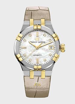 Часы Maurice Lacroix Aikon Automatic AI6006-PVY11-170-1, фото