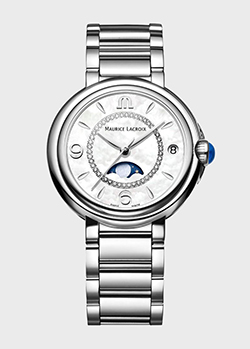 Часы Maurice Lacroix Fiaba Moonphase FA1084-SS002-170-1, фото