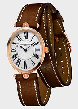 Часы Frederique Constant Art Deco Oval FC-200MPW2V4, фото