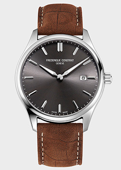 Часы Frederique Constant Classics Quartz FC-220DGS5B6, фото