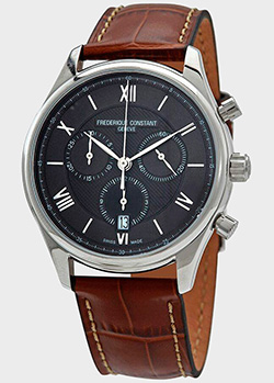 Часы Frederique Constant Classics Gents Chronograph FC-292MG5B26, фото