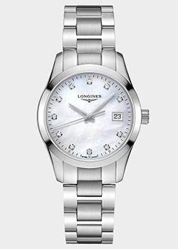 Часы Longines Conquest Classic L2.386.4.87.6, фото