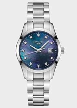 Часы Longines Conquest Classic L2.386.4.88.6, фото
