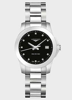 Часы Longines Conquest L3.377.4.57.6, фото