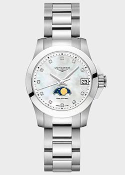 Часы Longines Conquest L3.380.4.87.6, фото