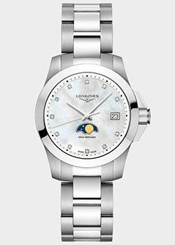 Часы Longines Conquest L3.381.4.87.6, фото