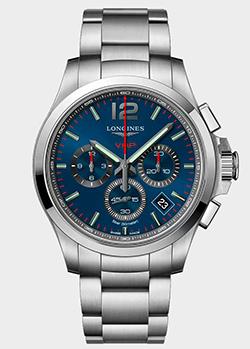Часы Longines Conquest V.H.P. L3.717.4.96.6, фото