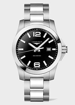 Часы Longines Conquest L3.760.4.56.6, фото