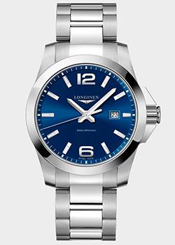 Часы Longines Conquest L3.760.4.96.6, фото
