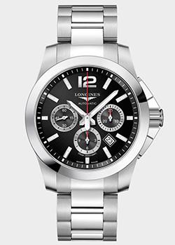 Часы Longines Conquest L3.801.4.56.6, фото