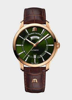 Часы Maurice Lacroix Pontos Day Date PT6358-BRZ01-63E-3, фото