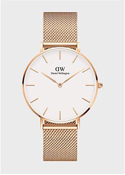Часы Daniel Wellington Petite Sterling DW00100305, фото