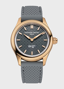 Часы Frederique Constant Smartwatch Vitality FC-286LGS3B4, фото
