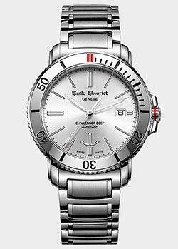 Часы Emile Chouriet Challenger Deep 08.1169.G.6.W.28.6, фото