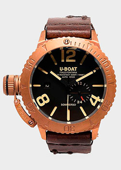 Часы U-Boat Classico Sommerso 8486/C, фото