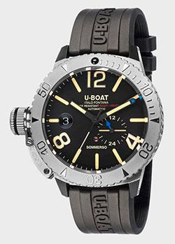 Часы U-Boat Classico Sommerso 9007/A, фото