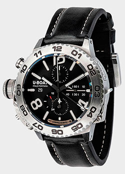 Часы U-Boat Doppiotempo 9016, фото