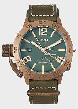 Часы U-Boat Doppiotempo 9088, фото