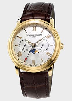 Часы Frederique Constant Classics Business Timer FC-270SW4P5, фото