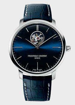 Часы Frederique Constant Slimline Heart Beat Automatic FC-312N4S6, фото
