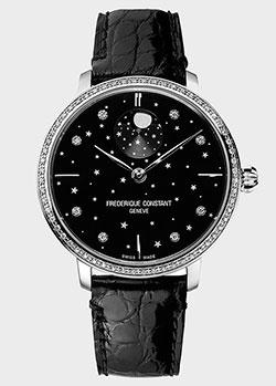 Часы Frederique Constant Slimline Moonphase Stars FC-701BSD3SD6, фото