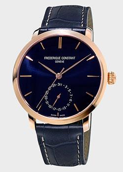 Часы Frederique Constant Slimline Manufacture FC-710N4S4, фото