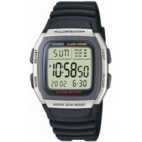 Часы Casio Standard Digital W-96H-1AVEF, фото