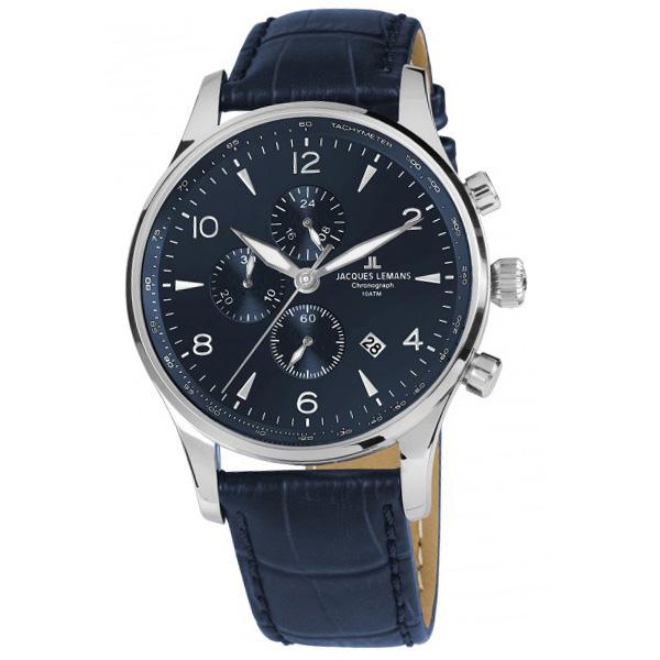 Часы Jacques Lemans London 1-1844ZC