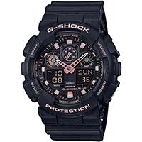 Часы Casio G-Shock GA-100GBX-1A4ER, фото